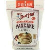 BOBS RED MILL -GF  PANCAKE MIX 16 OZ