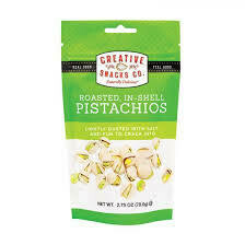 CREATIVE PISTACHIOS SALTED INSHELL