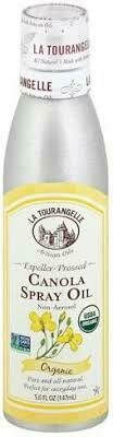LA TOURANGELLE CANOLA SPRAY 5 OZ EA