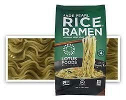 LOTUS - RAMEN MISO PEARL RICE 2.8 OZ EA