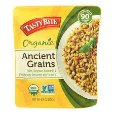 TASTY BITE ANCIENT GRAINS RICE 8.80 OZ EA