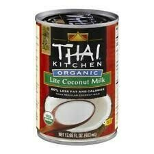 THAI KITCHEN COCONUT MILK LITE 13.66OZ EA