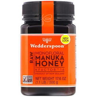 WEDDERSPOON - RAW MANUKA HONEY