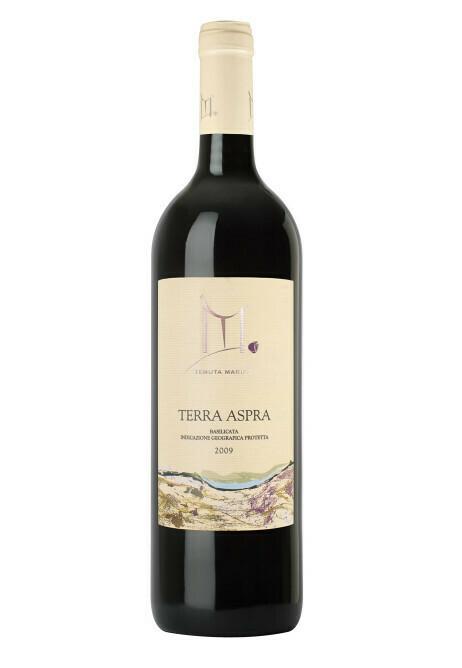 Terra Aspra Syrah Igp Basilicata (Etichetta Avorio) 6 bottiglie da 750 ml