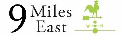 9 Miles East