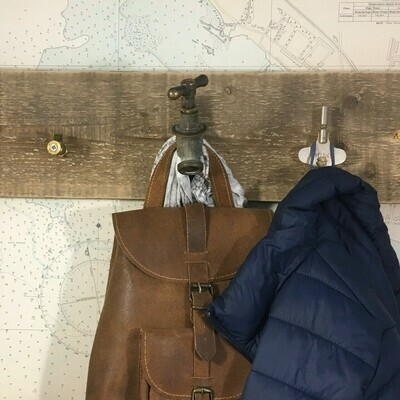 LIMITED EDITION Industrial Chic Coat Hook