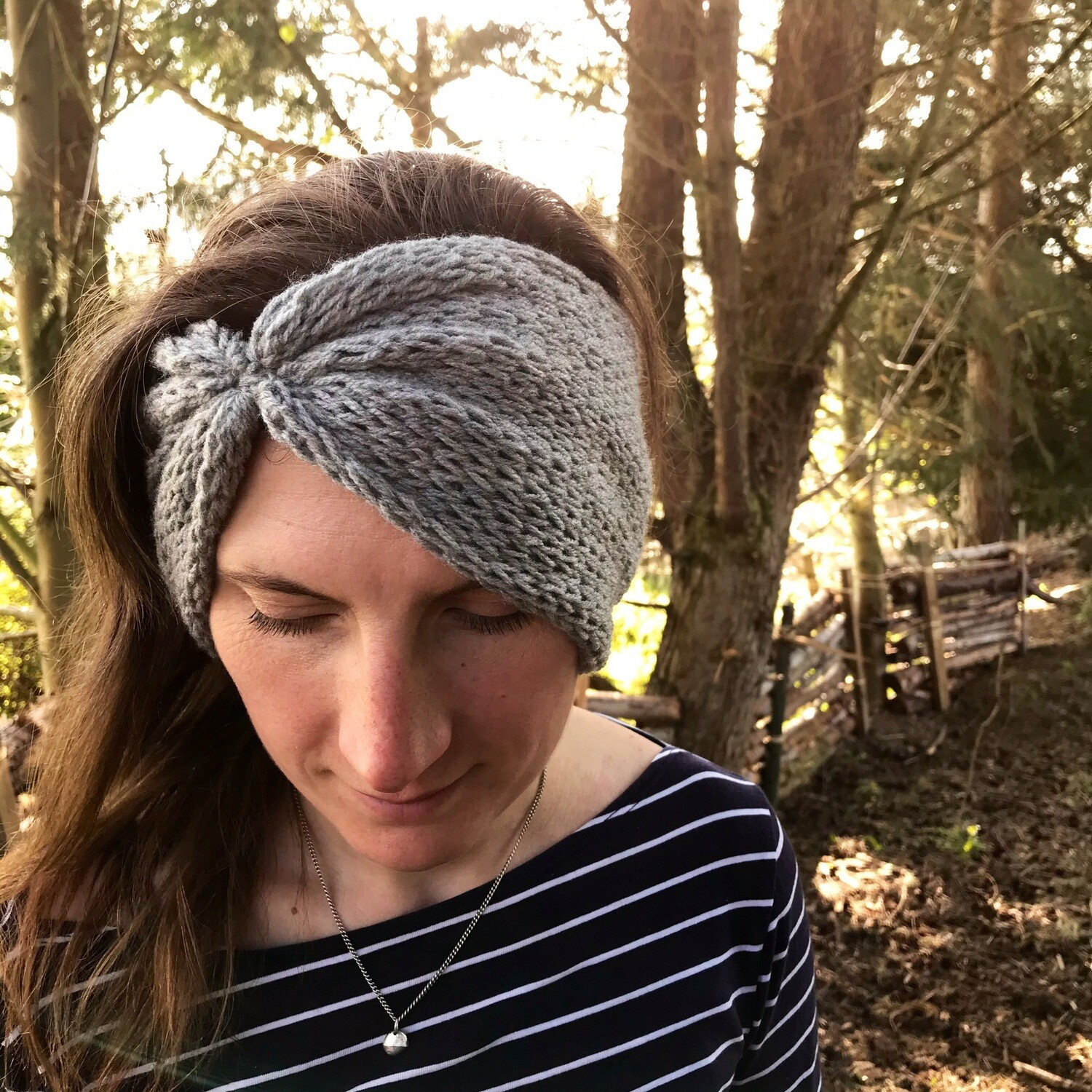 Wide Gather Headband