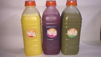 Suco Natural Mix 3x1Lt.