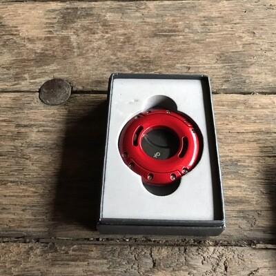 403RBK XO Cutter - Red & Black
