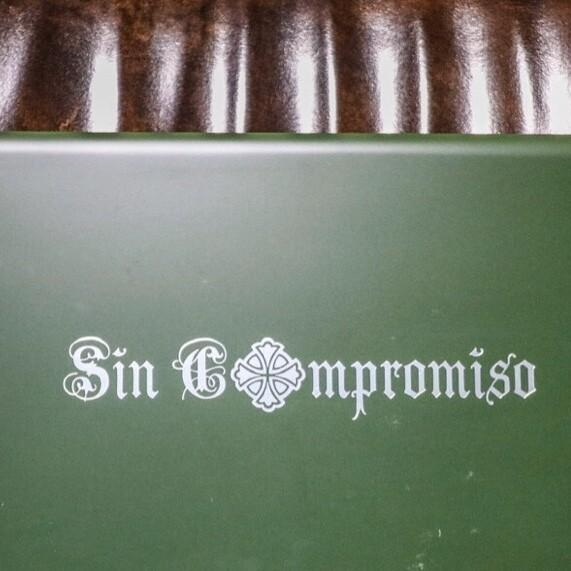 "DTT Sin Compromiso Seleccion "" Espada Estoque"" 7x44, 13's"