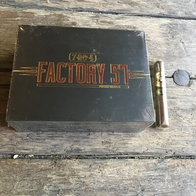 7-20-4 Factory 57 Robusto 5x50