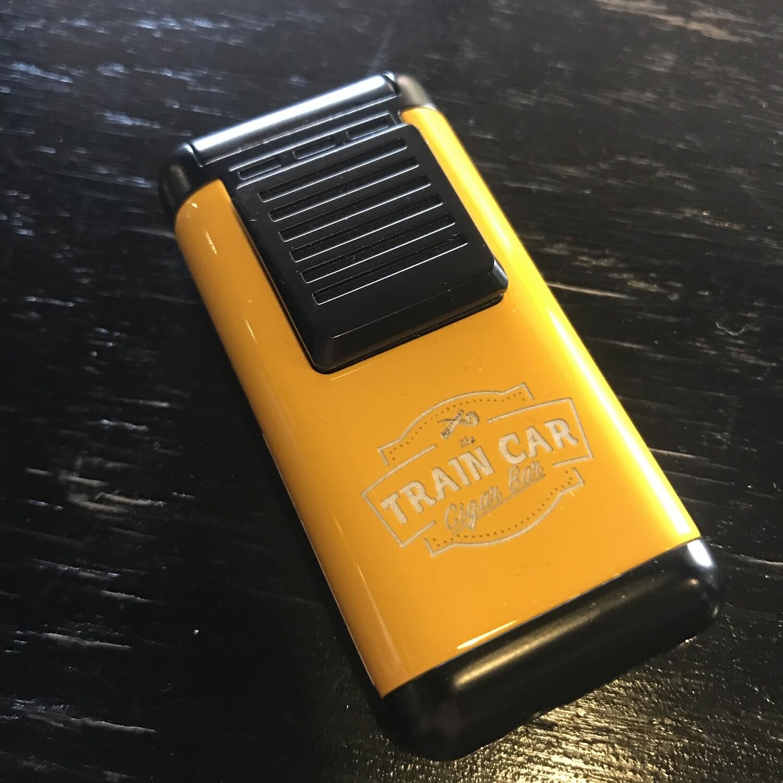 TCCB Lighter Yellow Triple Torch