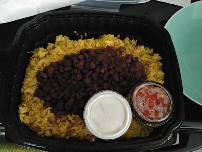Black Bean & Rice