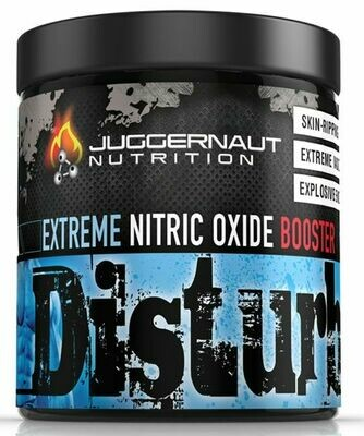 Juggernaut Nutrition Disturb