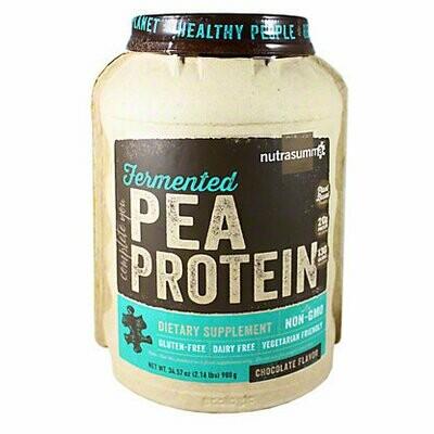 Nutrasumma Pea Protein Fermented 2.16lb