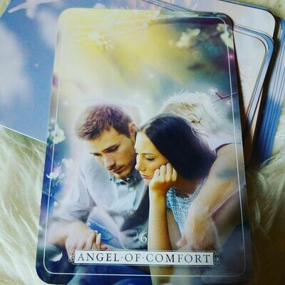 Angel Card Reading with Judy - 60 Minutes via Telephone