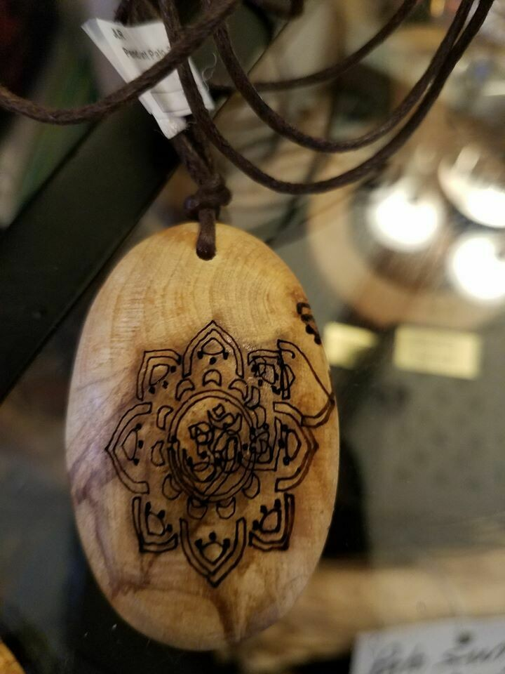 Palo Santo Pendants-Assorted Designs