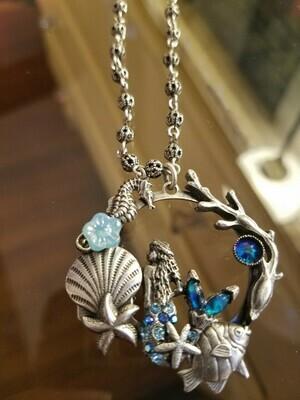 Mermaid/Ocean Necklace