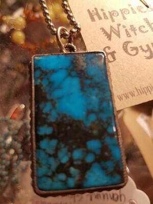 Turquoise -One of a kind. Necklace