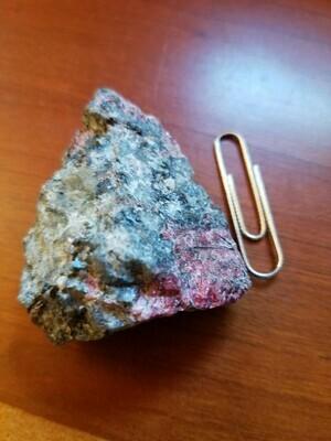 Eudialyte (Pyramid shape)
