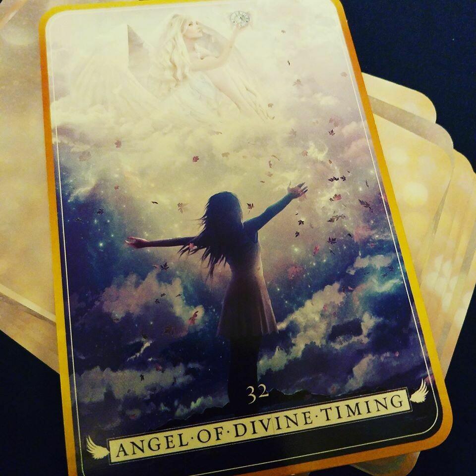Personal Angel Healing Packet