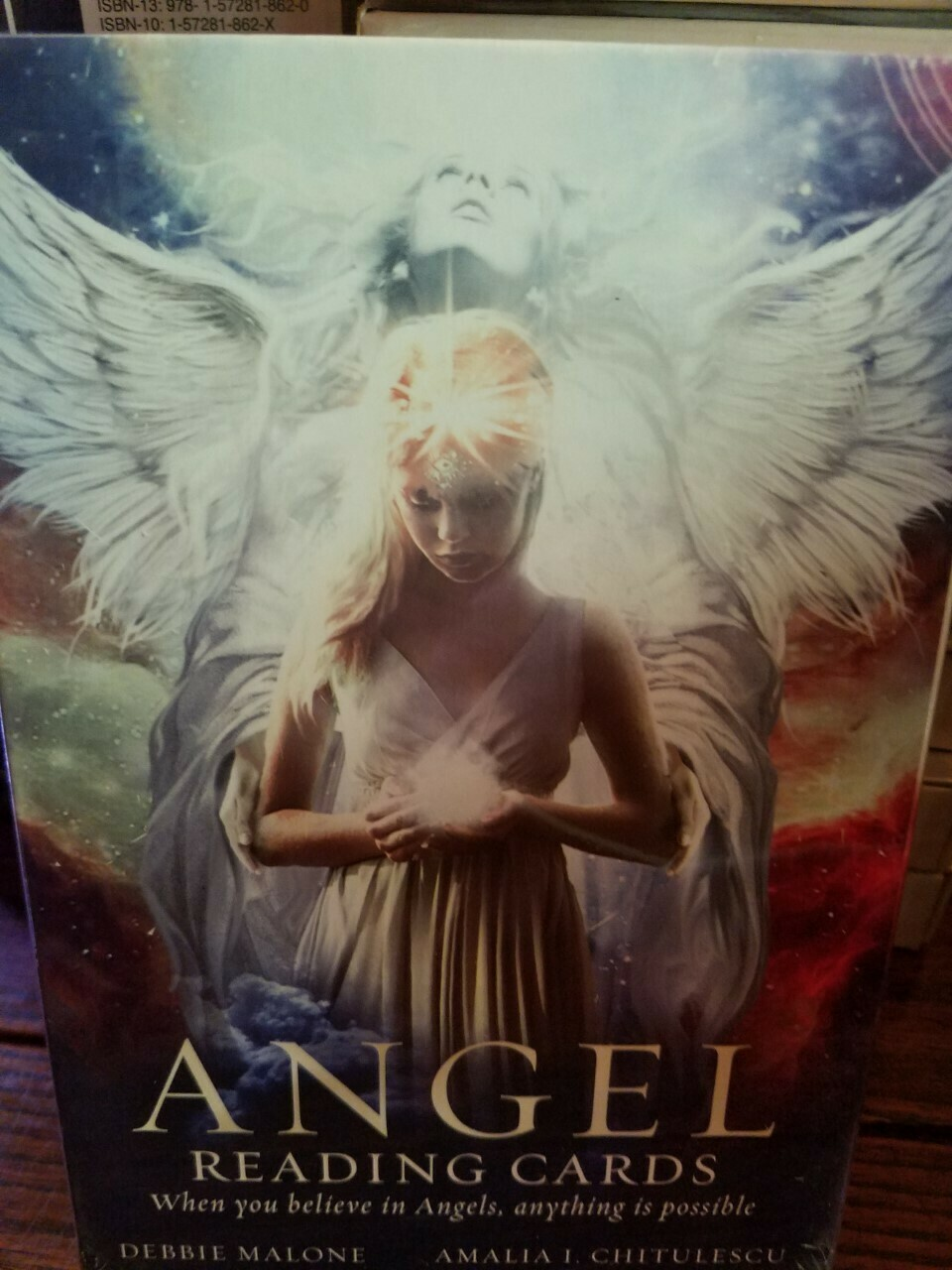 Angel Reading Cards -One of Judy's Favorites