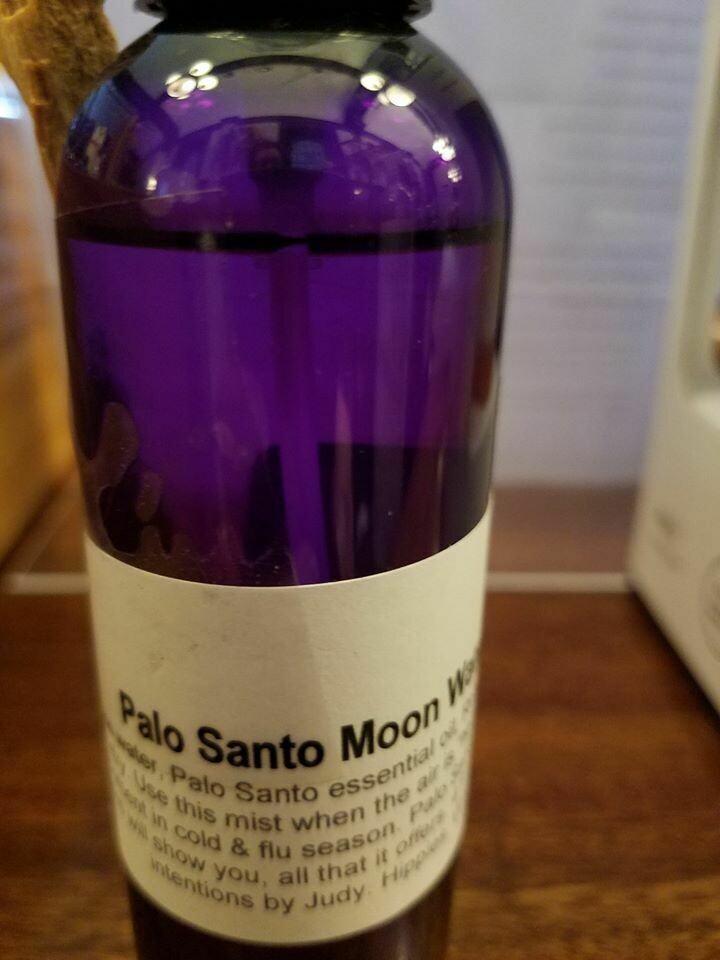 Palo Santo Moon Water 4 ozs
