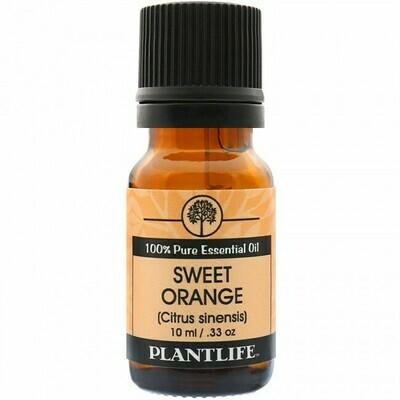Sweet Orange Essential Oil -10mls