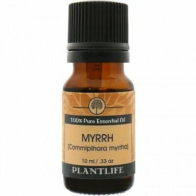 Myrrh Essential Oil-10mls