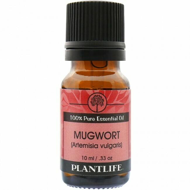 Mugwort Essential Oil -10mls