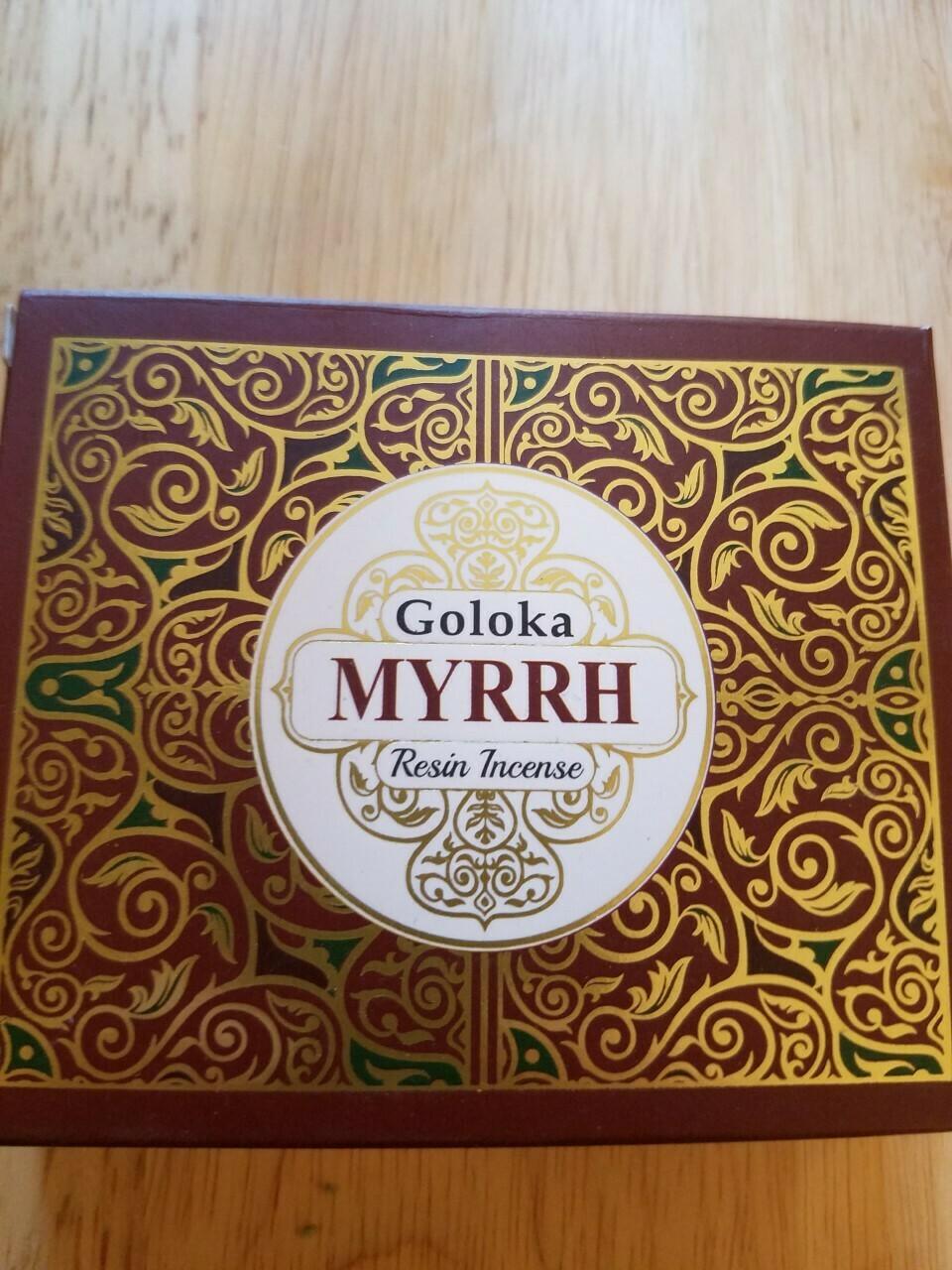 Myrrh Resin -30 gm box