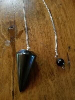 Shungite Pendulum