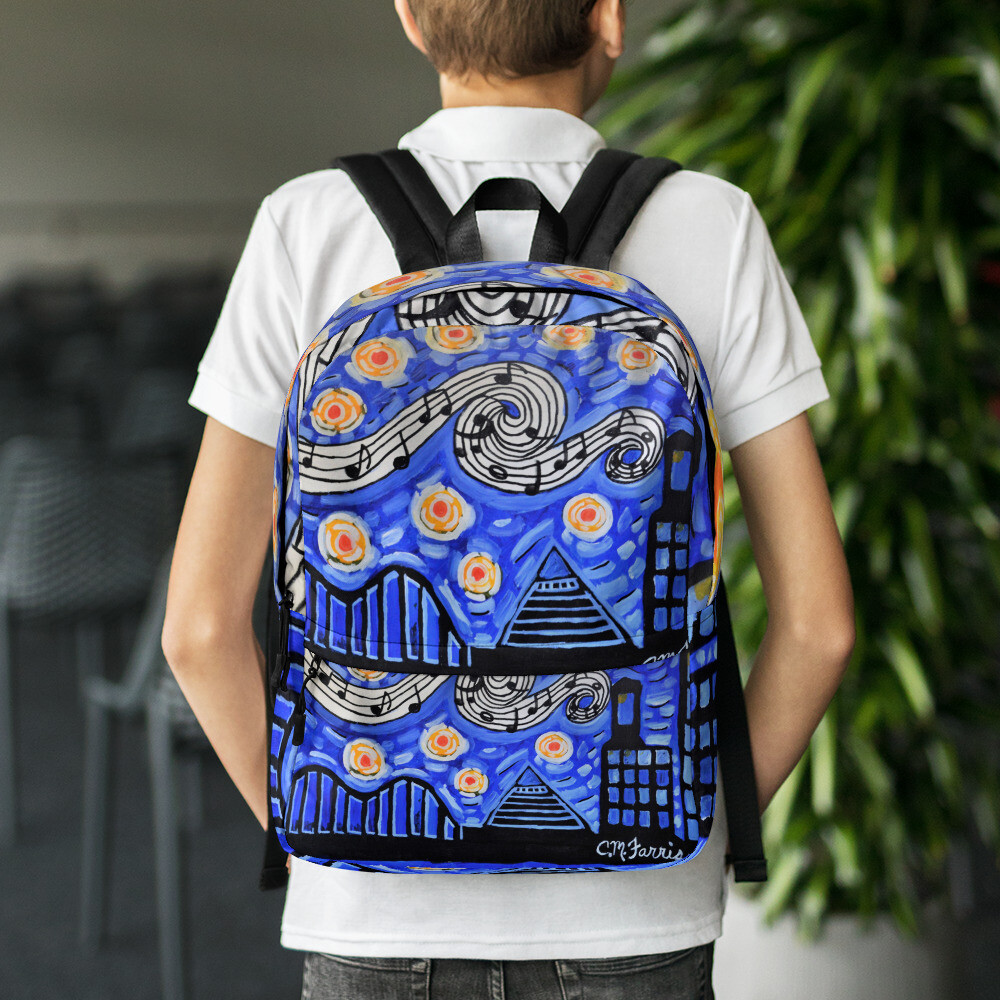 Memphis Nights Backpack