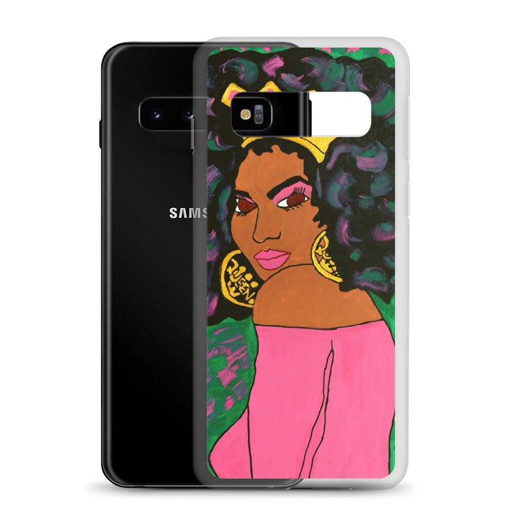 Black Queen Samsung Case