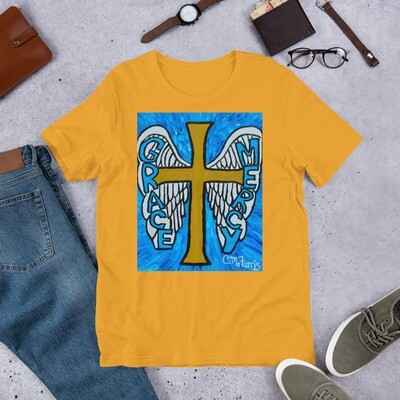 Grace and Mercy Short-Sleeve Unisex T-Shirt