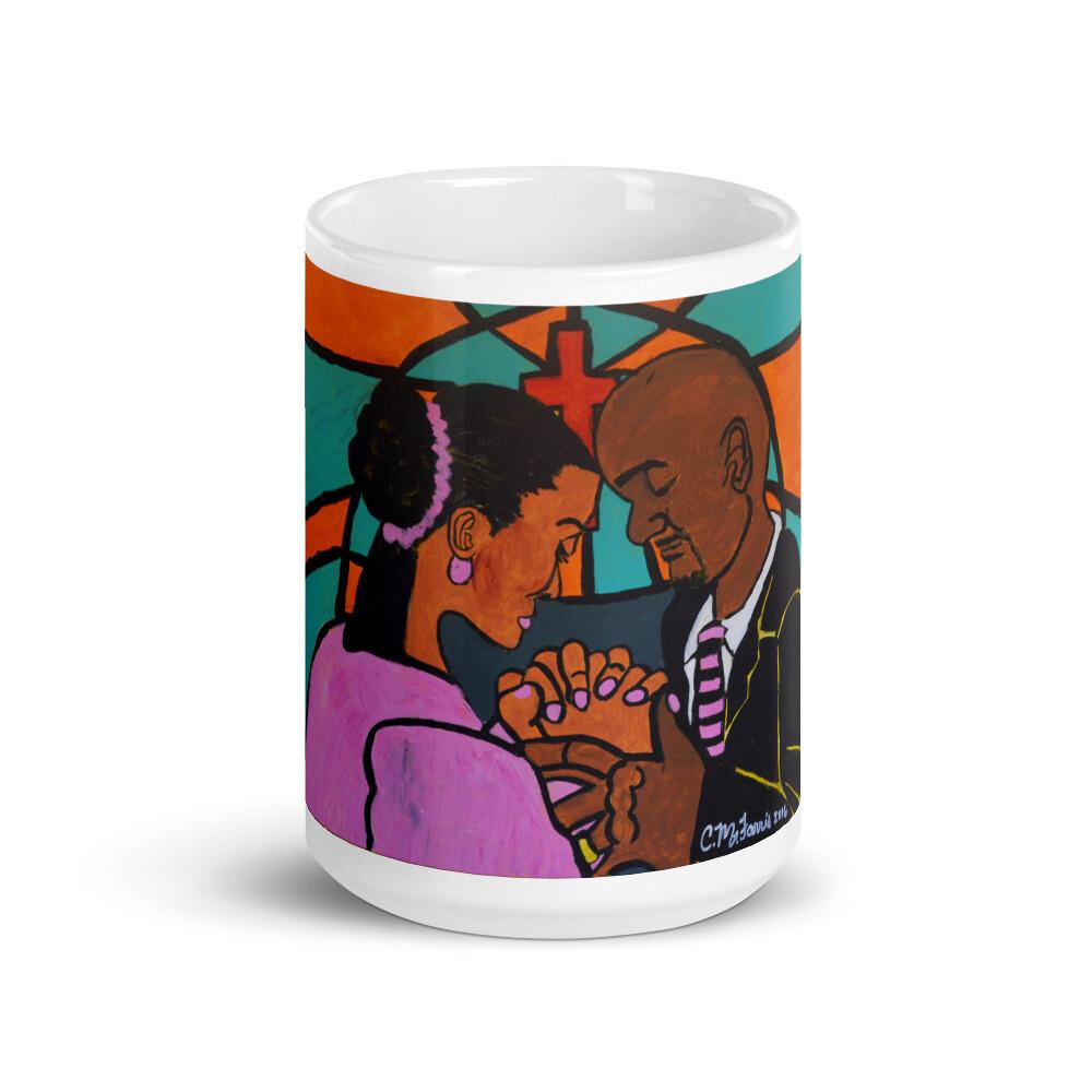 Powere of Prayer Mug