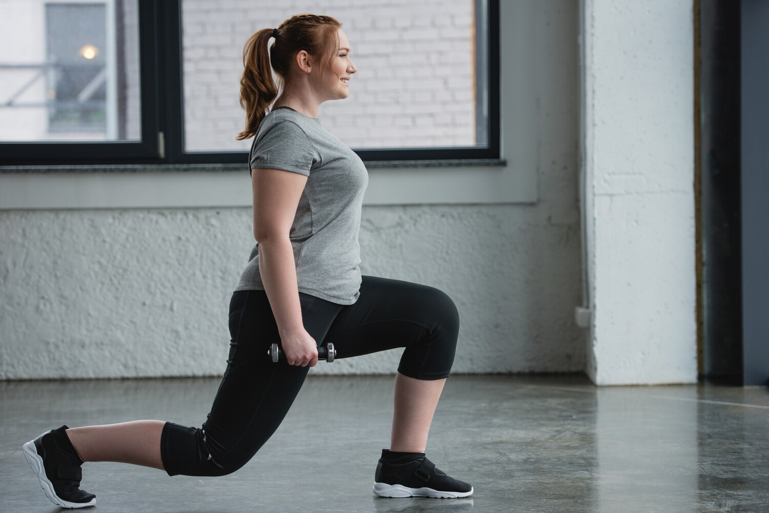 Lunges - Home Exercise Program