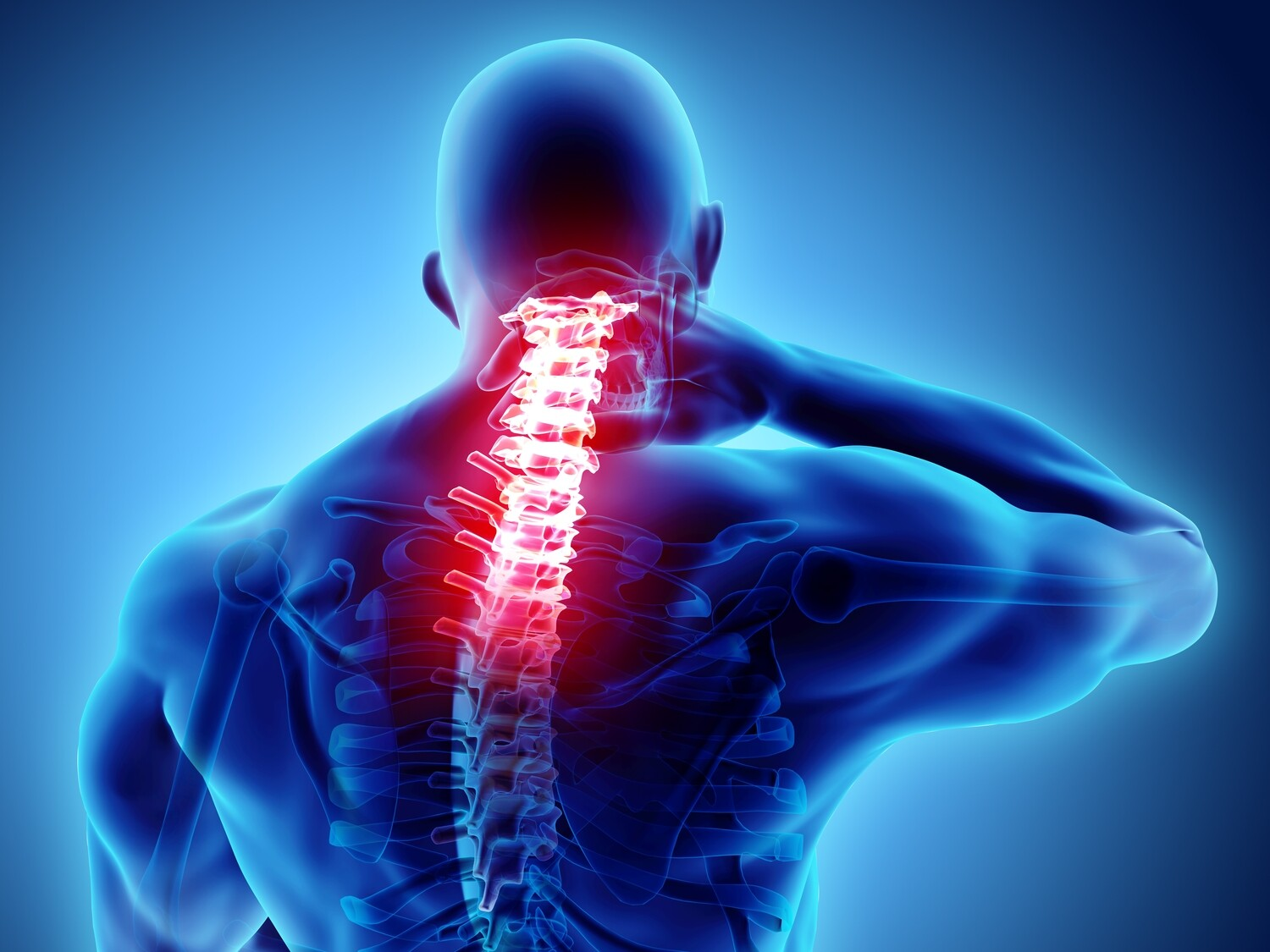 Upper Back and Neck Stiffness-Home Exercise Program
