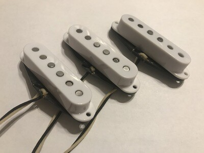 1957 Strat Handwound Pickup Set