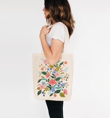 Rifle Tote Bag