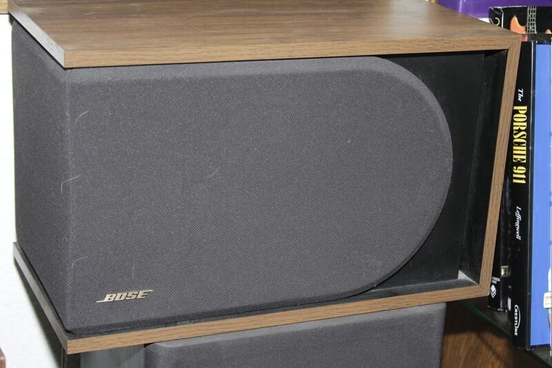 OL-Bose 4.2 Series II Speakers-Set of 2