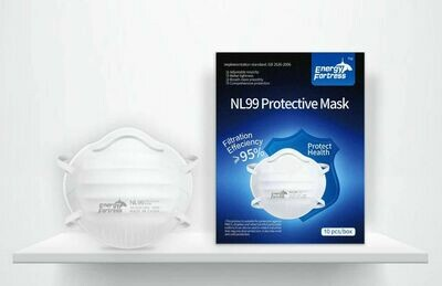 Energy Fortress NL99 Protective Mask (10 pcs/ box)