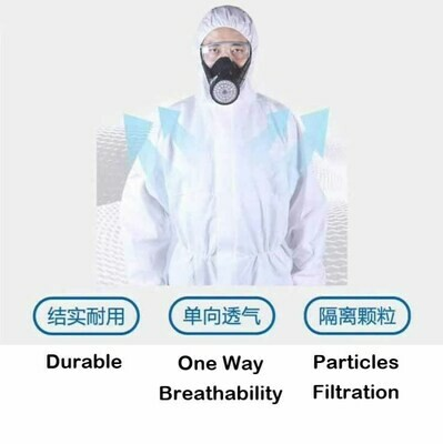 DongFangRen Disposable Medical Isolation Gown