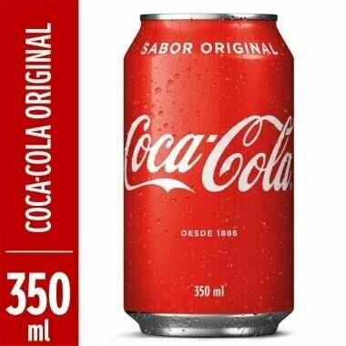 COCA LATA 350ML