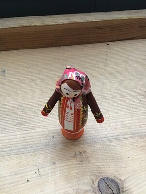 Mini - poupée