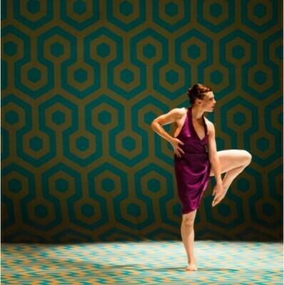 Tapis de danse VARIO PRINT Motif personnalisé