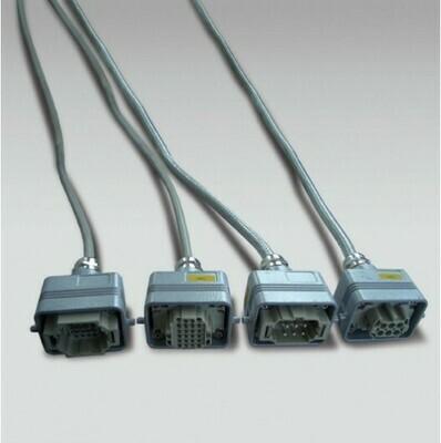 TUBE Kit rallonges câbles d'alimentation et de commande G-FRAME (moteur)