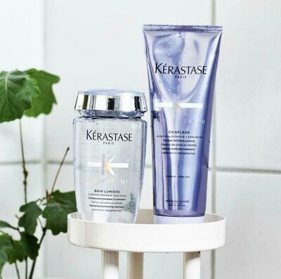 Shampoo e condicionador - BLOND ABSOLU KÉRASTASE