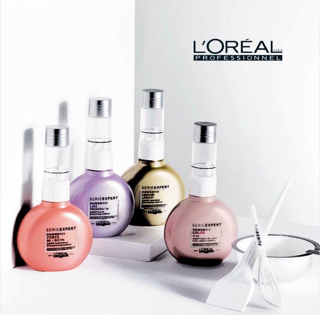 Nutrição L'Oréal com Power Mix - VALOR PROMOCIONAL