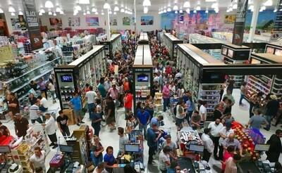 Transfer Compras no Paraguai
